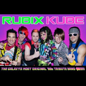 New York City 80s Band | RUBIX KUBE