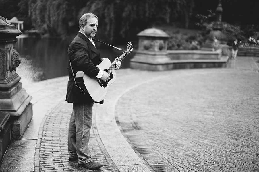 Mike Cranmer - Acoustic Guitarist - New York City, NY