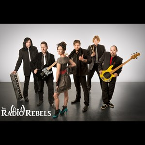 Lander 80s Band | The Radio Rebels