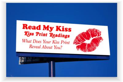 READ MY KISS - Kiss Print Readings | Las Vegas, NV | Psychic | Photo #9