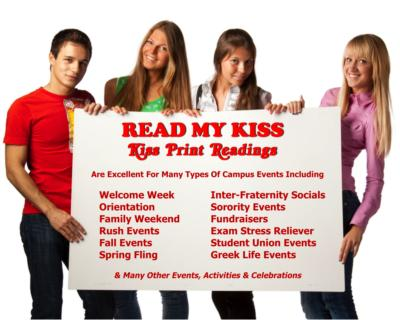 READ MY KISS - Kiss Print Readings | Las Vegas, NV | Psychic | Photo #7