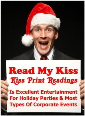 READ MY KISS - Kiss Print Readings | Las Vegas, NV | Psychic | Photo #3