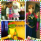 Over The Top Kids Parties, LLC - Costumed Character - Middletown, CT