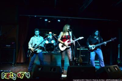 The Party Of 4 Band | Naperville, IL | Cover Band | Photo #13