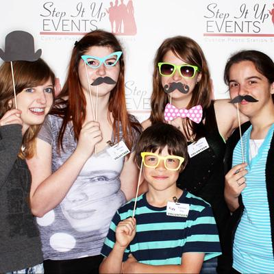 Step It Up Events | Colonia, NJ | Photo Booth Rental | Photo #18