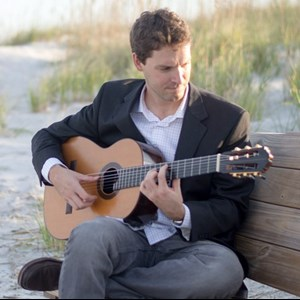 North Myrtle Beach Acoustic Guitarist | Justin Hoke