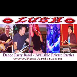 """LUSH"" Party Band - 70s Band - Staten Island, NY"