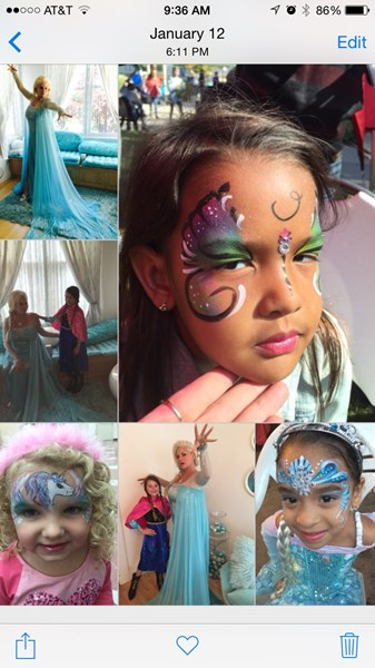 Darling Little Faces - Face Painter - Bradenton, FL