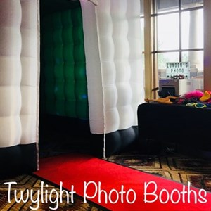 Coachella Green Screen Rental | Twylight Pro Photo Booths
