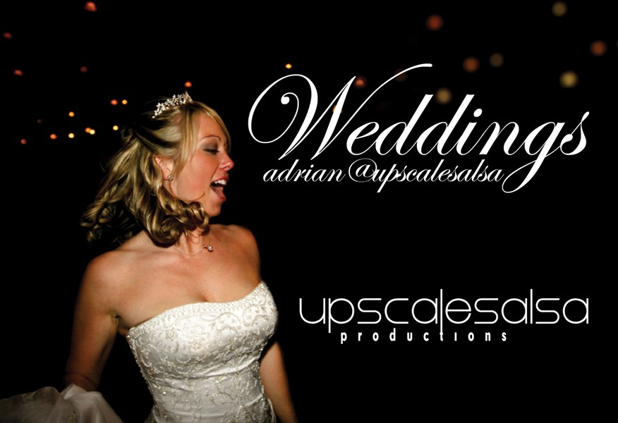 Upscale Salsa Productions - Party DJ - Philadelphia, PA