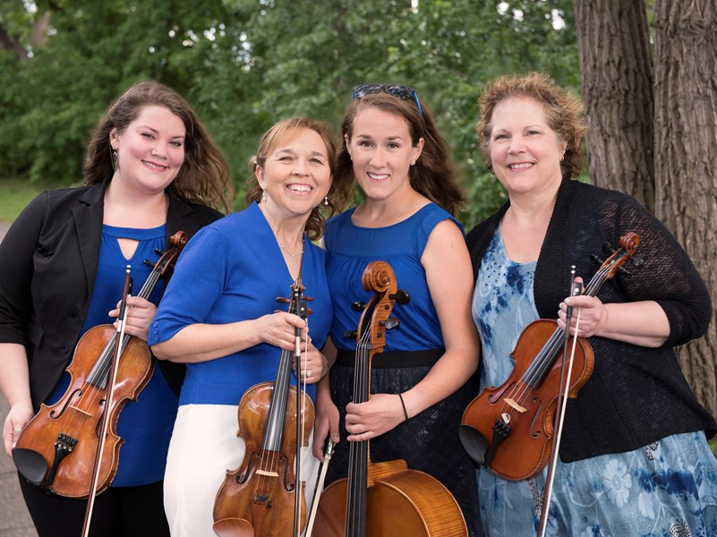 Ovation String Quartet - String Quartet - Minneapolis, MN