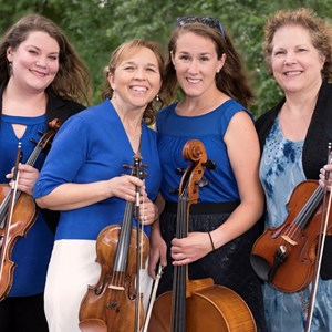Almena Chamber Music Trio | Ovation String Quartet