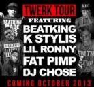 Twerk Tour 2013 - Rap Singer - Houston, TX