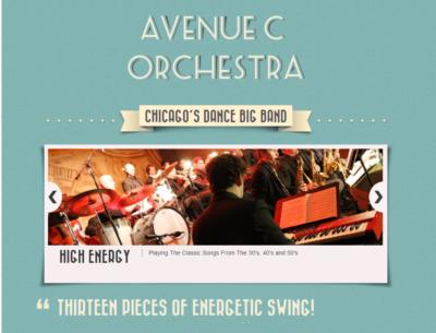 Avenue C Orchestra | Chicago, IL | Variety Band | Photo #17
