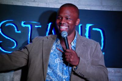 Jamarr John Johnson | Venice, CA | Stand Up Comedian | Photo #5
