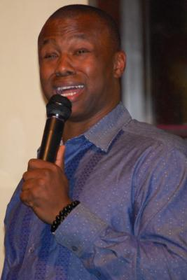 Jamarr John Johnson | Venice, CA | Stand Up Comedian | Photo #21