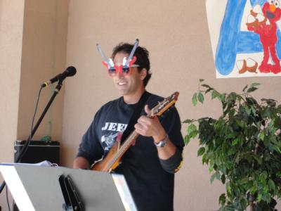 The Music Of Jeff! | Los Angeles, CA | Children's Music Singer | Photo #4