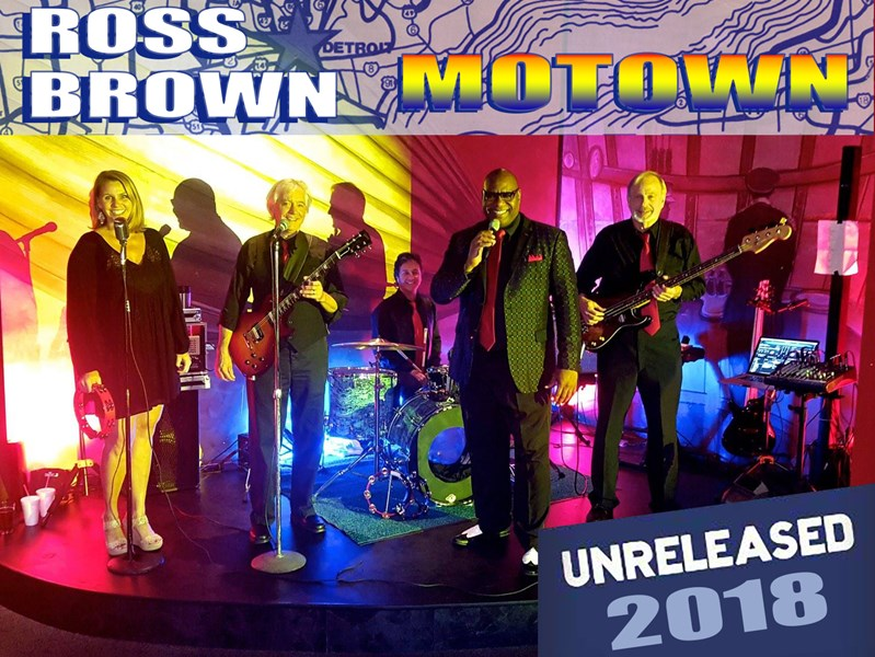 Motown Ross Brown - Motown Band - Naples, FL