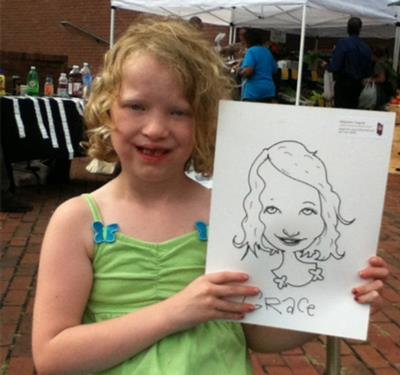 Alejandro Yegros Caricatures | Watertown, MA | Caricaturist | Photo #3