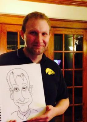 Alejandro Yegros Caricatures | Watertown, MA | Caricaturist | Photo #8