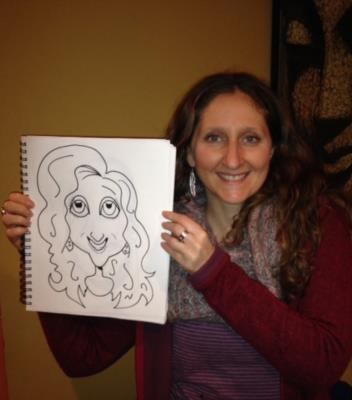 Alejandro Yegros Caricatures | Watertown, MA | Caricaturist | Photo #1