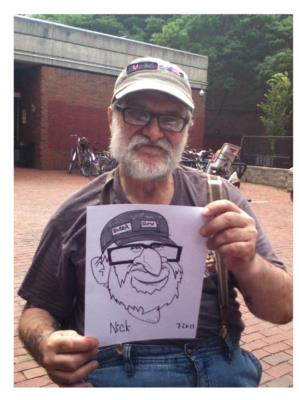 Alejandro Yegros Caricatures | Watertown, MA | Caricaturist | Photo #6