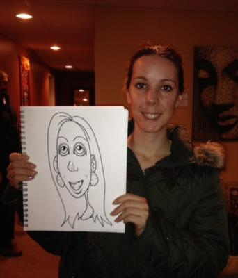 Alejandro Yegros Caricatures | Watertown, MA | Caricaturist | Photo #2