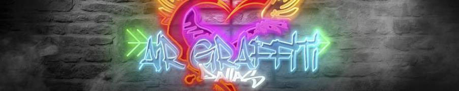 Air Graffiti - Interactive Digital Graffiti Wall