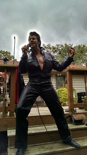 """Elvis""James - Elvis Impersonator - Greenville, MI"