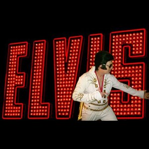 "Rockford Elvis Impersonator | John ""Elvis"" Lyons"