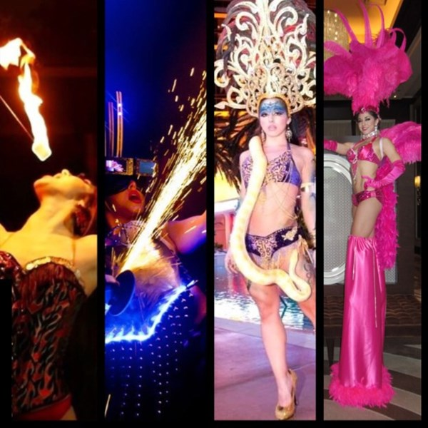 Phenomena Productions LLC - Fire Eater - Las Vegas, NV