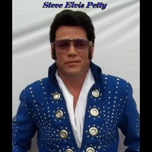 Stephen ELVIS Petty - Elvis Impersonator - Hiram, GA