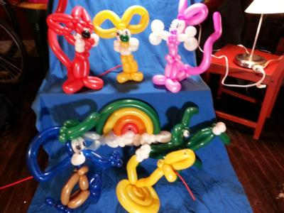 Arty Party Twists with Amy! | Houston, TX | Balloon Twister | Photo #10