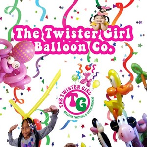Cleveland, OH Costumed Character | The Twister Girl Balloon Co. PLUS