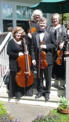 Tacoma String Quartet | Gig Harbor, WA | String Quartet | Photo #3