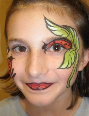 About Face II | Fort Lee, NJ | Face Painting | Photo #12