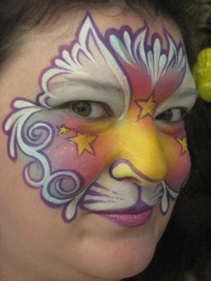 About Face II | Fort Lee, NJ | Face Painting | Photo #2
