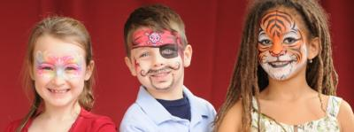 About Face II | Fort Lee, NJ | Face Painting | Photo #1