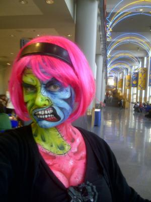 About Face II | Fort Lee, NJ | Face Painting | Photo #7