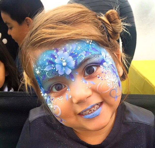Face Painting by CMAC - Face Painter - Los Angeles, CA