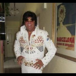 Aj as Elvis! - Elvis Impersonator - Naples, FL
