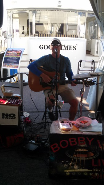 Bobby V's Live Acoustic Show (solo, Duo,or Band) - Singer Guitarist - Boca Raton, FL