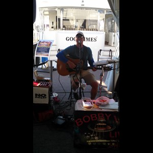 Hobe Sound Country Singer | Bobby V's Live Acoustic Show (solo, Duo,or Band)