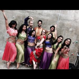 Santa Ana Middle Eastern Dancer | Haseen Bollywood Creations By Pragati
