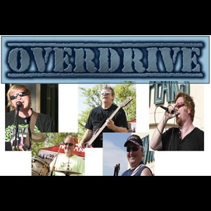 Bartlett Top 40 Band | OVERDRIVE