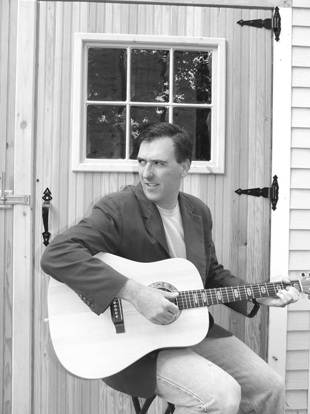 Mike Boucher - Acoustic Guitarist - Hingham, MA