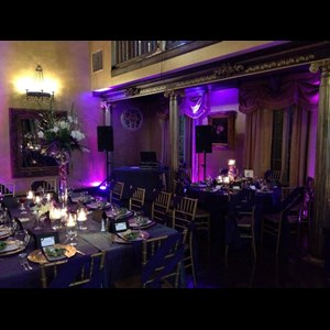 Whitakers Bar Mitzvah DJ | Aurora Photobooths - Inflatables - Foam Parties
