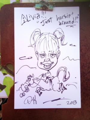 Caricatures by Duff | Cincinnati, OH | Caricaturist | Photo #25