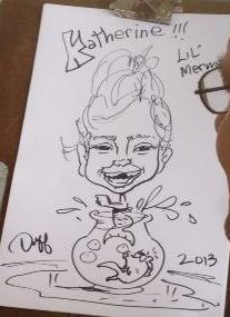Caricatures by Duff | Cincinnati, OH | Caricaturist | Photo #4
