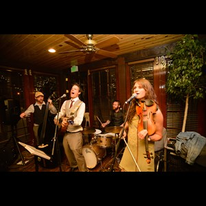 Crow Agency Bluegrass Band | Woodshed Red